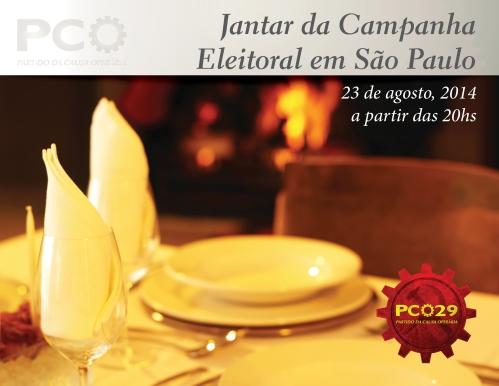Jantar Campanha Eleitoral - pco29