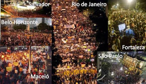 atos no brasil